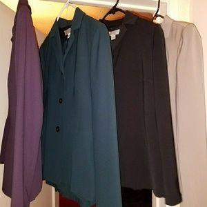 4 3pc business suits